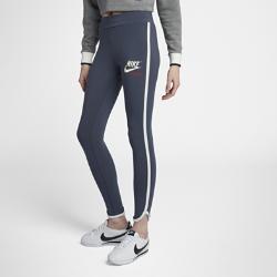 Женские леггинсы Nike Sportswear ArchiveЖенские леггинсы Nike Sportswear Archive из эластичной ткани джерси обеспечивают комфорт на весь день.<br>