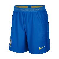 <ナイキ(NIKE)公式ストア>2018 ブラジル CBF ヴェイパー マッチ ホーム メンズ サッカーショートパンツ 893922-453 ブルー画像