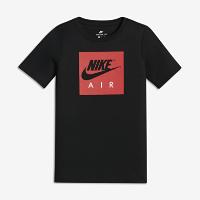 <ナイキ(NIKE)公式ストア>ナイキ エア ジュニア (ボーイズ) Tシャツ 894300-010 ブラック画像