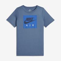 <ナイキ(NIKE)公式ストア>ナイキ エア ジュニア (ボーイズ) Tシャツ 894300-437 ブルー画像