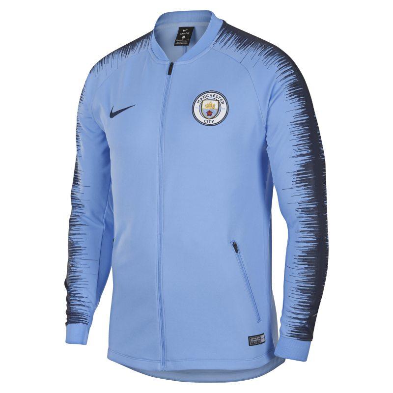 Manchester City FC Anthem Erkek Futbol Ceketi  894363-488 -  Mavi XL Beden Ürün Resmi