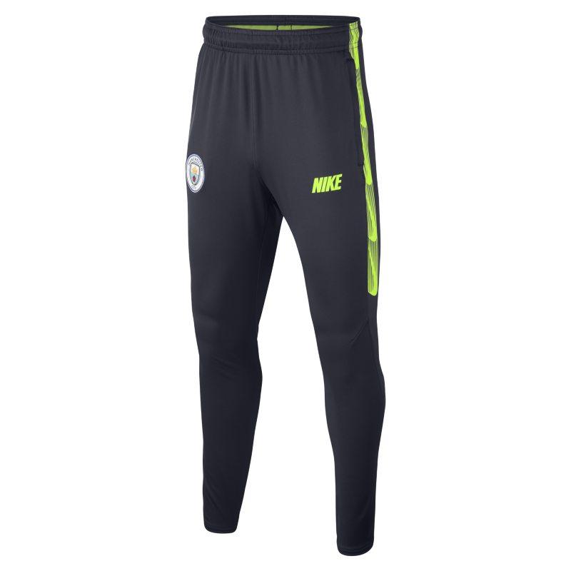 Manchester City FC Dri 894410-476 - FIT Squad Genç Çocuk Futbol Eşofman Altı L Beden Ürün Resmi