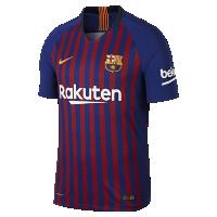 <ナイキ(NIKE)公式ストア> NEW 2018/19 FC バルセロナ ヴェイパー マッチ ホーム メンズ サッカージャージー 894417-456 ブルー 会員は送料無料画像