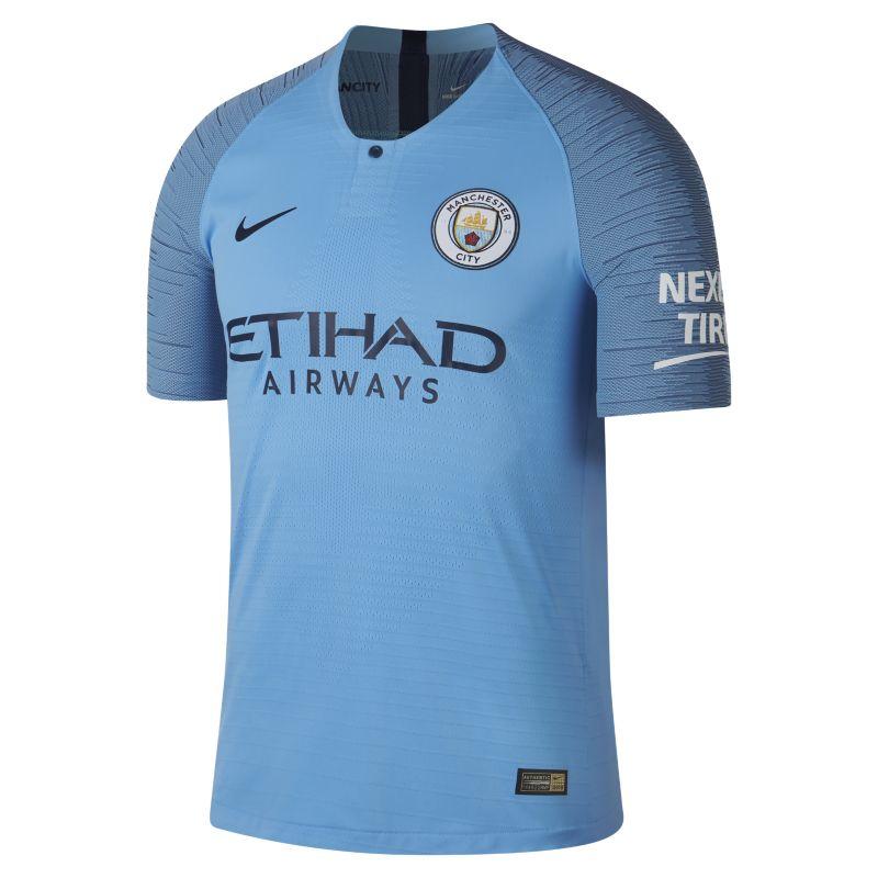 2018/19 Manchester City FC Vapor Match Home Erkek Futbol Forması  894418-489 -  Mavi 2XL Beden Ürün Resmi