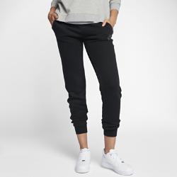 Женские брюки Nike Sportswear ModernЖенские брюки Nike Sportswear Modern из мягкой смесовой ткани обеспечивают комфорт на весь день.<br>
