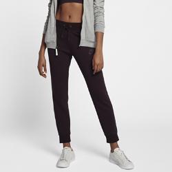 Женские брюки Nike Sportswear ModernЖенские брюки Nike Sportswear Modern из мягкой ткани френч терри с плотной посадкой обеспечивают комфорт на весь день.<br>