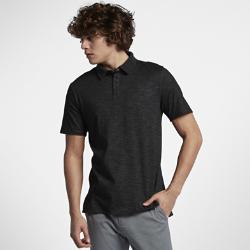 Мужская рубашка-поло Hurley Dri-FIT LagosРубашка-поло Hurley Dri-FIT Lagos из влагоотводящей ткани обеспечивает комфорт на весь день.<br>