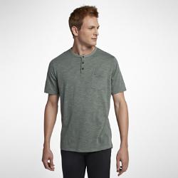 Мужская футболка Hurley Dri-FIT Lagos HenleyМужская футболка Hurley Dri-FIT Lagos Henley из влагоотводящей ткани обеспечивает комфорт на весь день.<br>