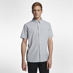 Hurley Pescado Oxford Men's Short-Sleeve Shirt