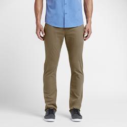 Мужские брюки 81 см Hurley Dri-FIT WorkerМужские брюки 81 см Hurley Dri-FIT Worker из влагоотводящей ткани с классическим силуэтом обеспечивают комфорт в течение всего дня.<br>