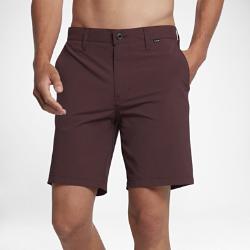 Мужские шорты Hurley Dri-FIT Chino 48,5 смМужские шорты Hurley Dri-FIT Chino 48,5 см из влагоотводящей ткани обеспечивают комфорт в любой ситуации.<br>