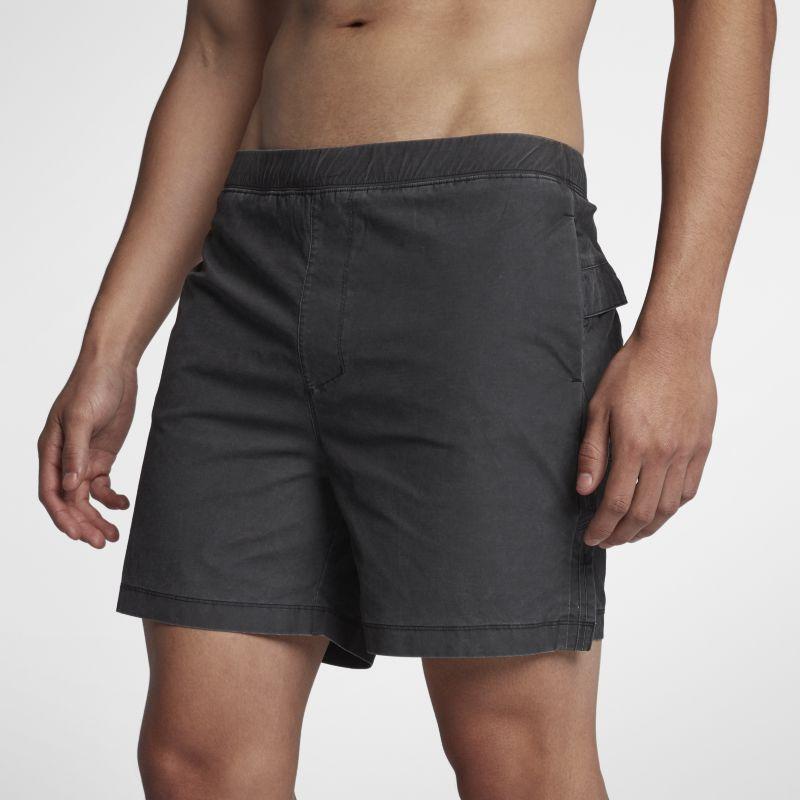 Nike Hurley Alpha Utility Men's 17(43cm approx.) Shorts - Black