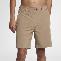 Мужские шорты Hurley Phantom Walkshort 45,5 смМужские шорты Hurley Phantom Walkshort 45,5 см помогают создать превосходный пляжный стиль и подходят для тех, кто занимается водными видами спорта. Конструкция из быстросохнущей эластичной ткани Phantom обеспечивает комфорт и свободу движений.<br>