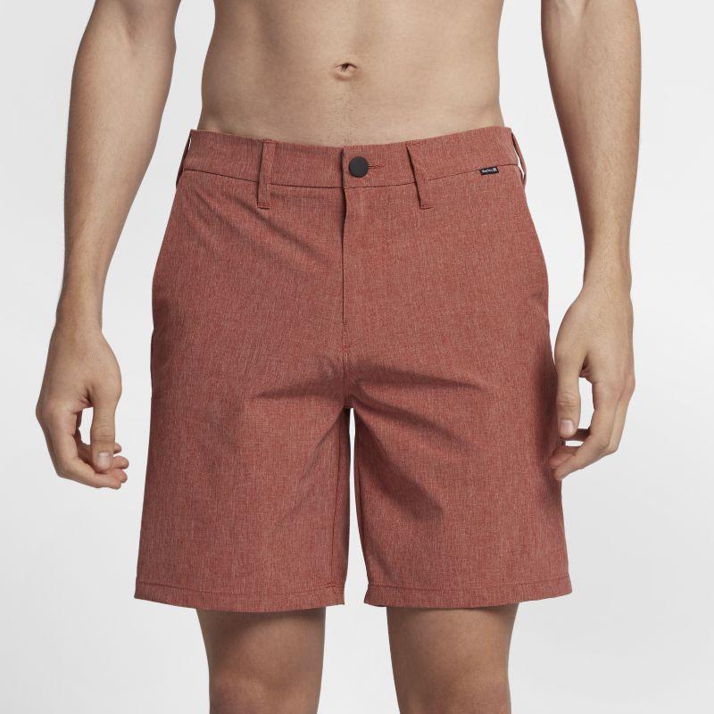 Nike Hurley Phantom Walkshort Men's 18(45.5cm approx.) Shorts - Brown