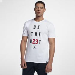 Мужская баскетбольная футболка Jordan Dri-FIT JMTCМужская баскетбольная футболка Jordan Dri-FIT JMTC из влагоотводящей ткани с фирменными деталями обеспечивает комфорт.<br>
