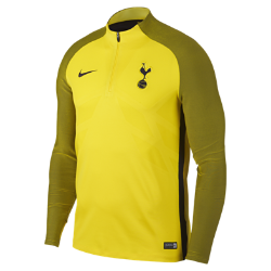 Мужская игровая футболка Tottenham Hotspur FC AeroSwift Strike DrillМужская игровая футболка Tottenham Hotspur FC AeroSwift Strike Drill из дышащей эластичной ткани обеспечивает охлаждение, помогая сохранять высокую скорость.<br>