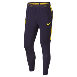 Мужские футбольные брюки Tottenham Hotspur FC Dry StrikeМужские футбольные брюки Tottenham Hotspur FC Dry Strike из эластичной влагоотводящей ткани обеспечивают свободу движений во время тренировок.<br>