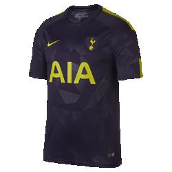 Мужское футбольное джерси 2017/18 Tottenham Hotspur FC Stadium ThirdМужское футбольное джерси 2017/18 Tottenham Hotspur FC Stadium Third из легкой влагоотводящей ткани обеспечивает охлаждение и комфорт.<br>