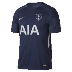 Мужское футбольное джерси 2017/18 Tottenham Hotspur FC Stadium AwayМужское футбольное джерси 2017/18 Tottenham Hotspur FC Stadium Away из дышащей влагоотводящей ткани обеспечивает охлаждение и комфорт.<br>