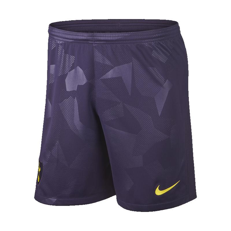 2017/18 Tottenham Hotspur FC Stadium Third Men's Football Shorts