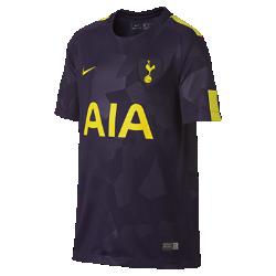 2017/18 Tottenham Hotspur FC Stadium Third Older Kids' Football Shirt
