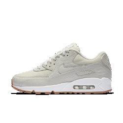 Женские кроссовки Nike Air Max 90 PremiumЖенские кроссовки Nike Air Max 90 Premium обеспечивают невесомую амортизацию, сделавшую популярной оригинальную модель, а обновленный верх обеспечивает комфорт и поддержку.<br>
