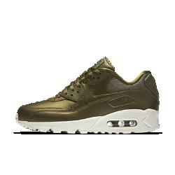 Женские кроссовки Nike Air Max 90 PremiumЖенские кроссовки Nike Air Max 90 Premium сочетают в себе классический дизайн оригинальной модели 1990 года с яркими деталями.<br>