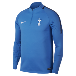 Мужская игровая футболка Tottenham Hotspur FC Dry Squad DrillМужская игровая футболка Tottenham Hotspur FC Dry Squad Drill из эластичной влагоотводящей ткани с рукавами покроя реглан обеспечивает комфорт и свободу движений на поле.<br>