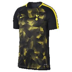Мужская игровая футболка Tottenham Hotspur Dry SquadМужская игровая футболка Tottenham Hotspur Dry Squad из легкой влагоотводящей ткани с рукавами покроя реглан обеспечивает комфорт и свободу движений во время игры.<br>