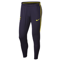 Мужские футбольные брюки Tottenham Hotspur FC Dry SquadМужские футбольные брюки Tottenham Hotspur FC Dry Squad из эластичной влагоотводящей ткани обеспечивают комфорт и полную свободу движений во время тренировок.<br>