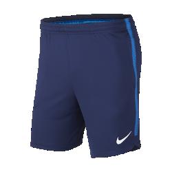 Мужские футбольные шорты Tottenham Hotspur FC Dry SquadМужские футбольные шорты Tottenham Hotspur FC Dry Squad из влагоотводящей ткани обеспечивают комфорт во время игры.<br>