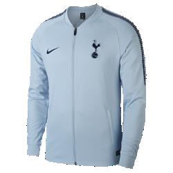 Мужская куртка Tottenham Hotspur FC Dri-FIT SquadМужская куртка Tottenham Hotspur FC Dri-FIT Squad из влагоотводящей ткани с фирменными деталями обеспечивает комфорт.<br>