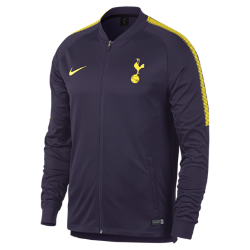 Мужская куртка Tottenham Hotspur FC Dry SquadМужская куртка Tottenham Hotspur FC Dry Squad из влагоотводящей ткани с фирменными деталями обеспечивает комфорт.<br>