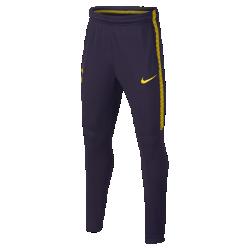 Футбольные брюки для школьников Tottenham Hotspur FC SquadФутбольные брюки для школьников Tottenham Hotspur FC Dry Squad из эластичной ткани обеспечивает плотную динамическую посадку во время разминки и на каждый день.<br>