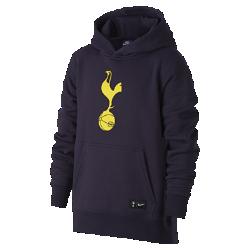 Худи для школьников Tottenham Hotspur FCХуди для школьников Tottenham Hotspur FC из мягкой флисовой ткани с символикой команды обеспечивает комфорт на весь день.<br>