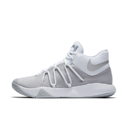 Мужские баскетбольные кроссовки KD Trey 5 VМужские баскетбольные кроссовки KD Trey 5 V обеспечивают длительный комфорт. Низкопрофильная амортизация и эластичные желобки поддерживают стопу и обеспечивают естественность движений во время игры.<br>