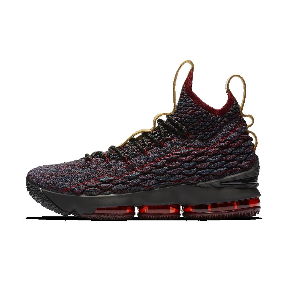 best website 3c5c9 ceaa3 Nike LeBron 15 Basketball Shoe Size 9.5 (Blue) - Clearance Sale