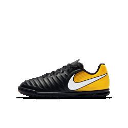 Футбольные бутсы для игры в зале/на поле для дошкольников/школьников Nike Jr. TiempoX Rio IVФутбольные бутсы для игры в зале/на поле для дошкольников/школьников Nike Jr. TiempoX Rio IV прекрасно подходят как для зала, так и для улицы. Резиновый протектор обеспечивает сцепление, а конструкция из синтетической кожи — непревзойденный контроль мяча.<br>