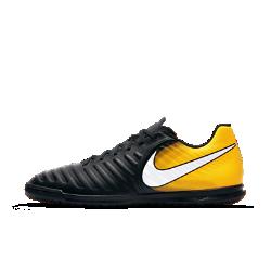Футбольные бутсы для игры в зале/на поле Nike TiempoX Rio IVФутбольные бутсы для игры в зале/на поле Nike TiempoX Rio IV с резиновым протектором и верхом из синтетической кожи обеспечивают сцепление с поверхностью и непревзойденныйконтроль мяча.<br>