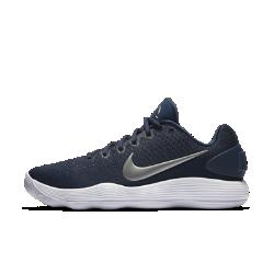 Мужские баскетбольные кроссовки Nike Hyperdunk 2017 Low (Team)Мужские баскетбольные кроссовки Nike Hyperdunk 2017 Low получили самую инновационную систему амортизации для баскетбола: сверхупругий пеноматериал Nike React поможет играть дольше, добиваясь максимальных результатов.  Упругая амортизация  Ультралегкий и прочный пеноматериал Nike React создает мягкую и упругую амортизацию для комфорта на протяжении всей игры и после нее.  Плотная посадка  Внутренняя вставка на половину стопы повторяет ее форму, обеспечивая удобную плотную посадку.  Сцепление  Резиновая подметка создает поддержку в точках давления, обеспечивая сцепление в ключевых зонах.<br>