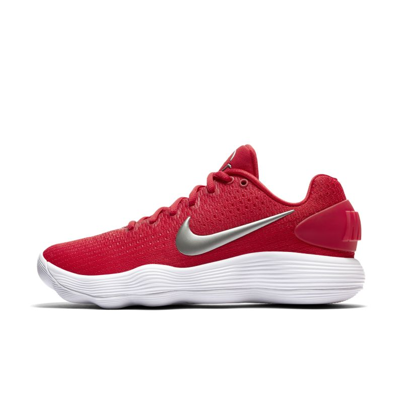 Nike Hyperdunk 2017 Low (Team) Women's Basketball Shoe - Red
