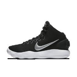 Мужские баскетбольные кроссовки Nike Hyperdunk 2017 (Team)Мужские баскетбольные кроссовки Nike Hyperdunk 2017 Low получили самую инновационную систему амортизации для баскетбола: сверхупругий пеноматериал Nike React поможет играть дольше, добиваясь максимальных результатов.  Упругая амортизация  Ультралегкий и прочный пеноматериал Nike React создает мягкую и упругую амортизацию для комфорта на протяжении всей игры и после нее.  Плотная посадка  Внутренняя вставка на половину стопы повторяет ее естественные изгибы, обеспечивая удобную плотную посадку.  Сцепление  Резиновая подметка создает поддержку в точках давления, обеспечивая сцепление в ключевых зонах.<br>
