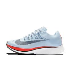 Женские беговые кроссовки Nike Zoom FlyЖенские беговые кроссовки Nike Zoom Fly созданы для темповых пробежек, бега на длинные дистанции и соревнований. Амортизирующая конструкция преобразует давление при каждом шаге, обеспечивая возврат энергии.<br>