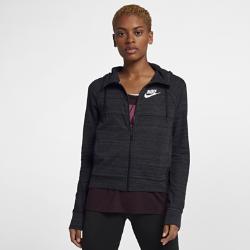 Женская куртка Nike Sportswear Advance 15Женская куртка Nike Sportswear Advance 15 из мягкой ткани джерси с рукавами покроя реглан для полной свободы движений обеспечивает тепло и комфорт в прохладную погоду.<br>