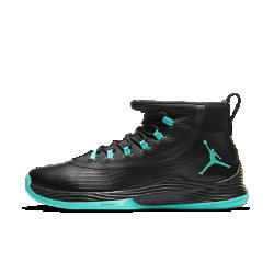 Мужские баскетбольные кроссовки Jordan Ultra.Fly 2Мужские баскетбольные кроссовки Jordan Ultra.Fly 2 из серии Fly обеспечивают абсолютный комфорт, гибкость и поддержку на любой скорости и на любой позиции.  Плотная посадка  Легкий трикотажный верх обеспечивает плотную посадку и поддержку при резких рывках и спринтах.  Мгновенная амортизация  Легкая и упругая вставка Nike Zoom Air для амортизации. Мягкий и легкий пеноматериал по всей длине стопы создает дополнительный амортизирующий слой.  Гибкость и поддержка  Специальная система шнуровки создает плотную посадку, обеспечивая поддержку и естественную гибкость.<br>