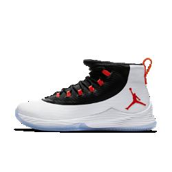 Мужские баскетбольные кроссовки Jordan Ultra.Fly 2Мужские баскетбольные кроссовки Jordan Ultra.Fly 2 из серии Fly обеспечивают абсолютный комфорт, гибкость и поддержку на любой скорости и на любой позиции.<br>