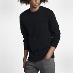 Мужской свитер Nike SB EverettМужской свитер Nike SB Everett — классическая модель для прохладной погоды. Мягкий хлопковый трикотаж и минималистичный дизайн создают стильный образ для комфорта на весь день.<br>