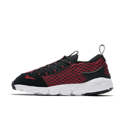 Мужские кроссовки Nike Air Footscape NM JacquardМужские кроссовки Nike Air Footscape NM Jacquard с яркой асимметричной шнуровкой и гибкой подошвой обеспечивают естественность движений стопы.<br>