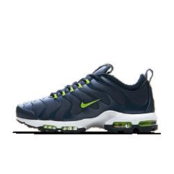Мужские кроссовки Nike Air Max Plus Tn UltraМужские кроссовки Nike Air Max Plus Tn Ultra обеспечивают плотную посадку и поддержку благодаря внутренней вставке и накладкам из материала TPU, а мягкая подошва с вставками Air-Sole в области пятки и передней части стопы создает упругую амортизацию.<br>