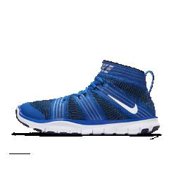 Мужские кроссовки для тренинга Nike Free Train VirtueМужские кроссовки для тренинга Nike Free Train Virtue надежно фиксируют стопу во время тренировки благодаря нескольким эластичным лентам, а подошва Nike Free позволяет комфортно двигаться в любом направлении.<br>